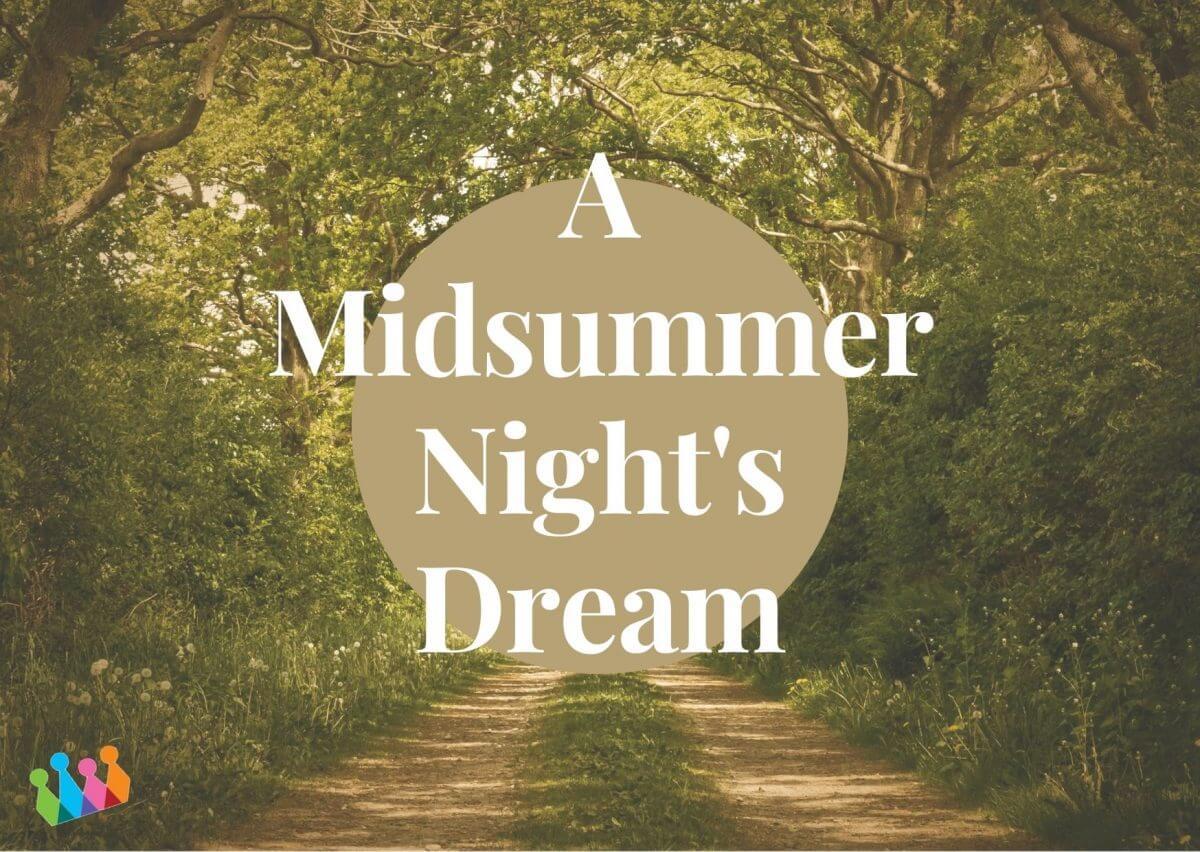 A Midsummer Night's Dream Logo