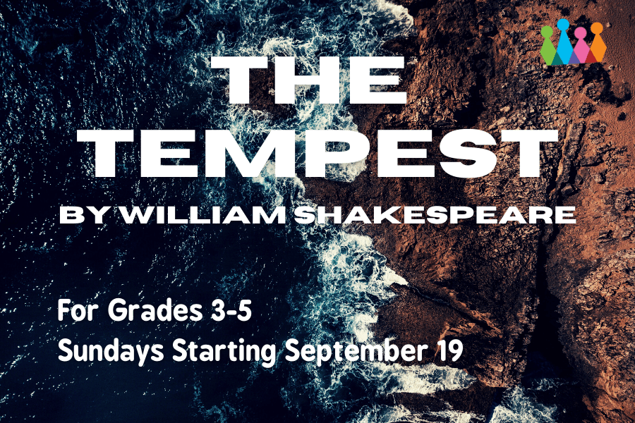 The Tempest for grades 3-5