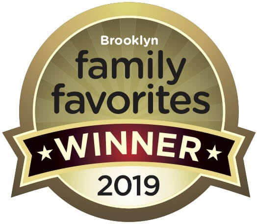 Brooklyn Family Favorites Winner 2019 Badge