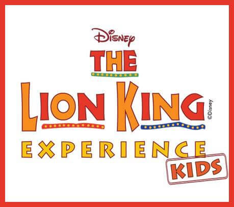 The Lion King Experience Kids Logo