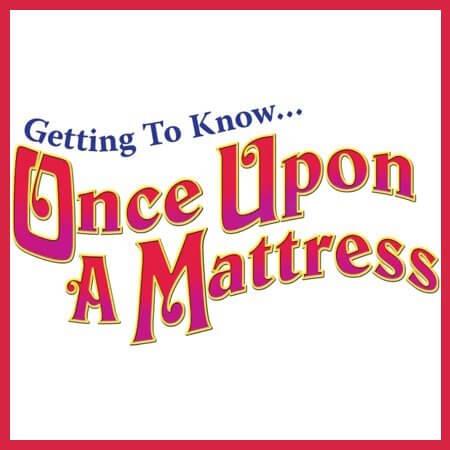 Once Upon a Mattress Logo