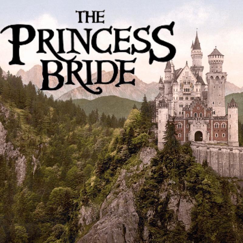 Logo for The Princess Bride