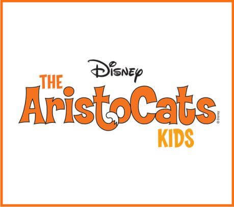 Disney's Aristocats Kids logo