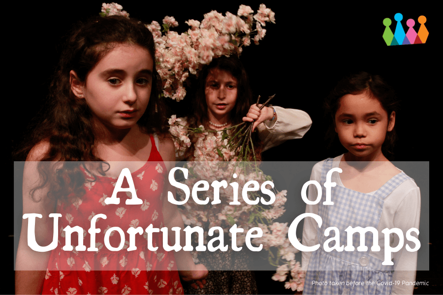 Kids acting camp - A Series of Unfortunate Events