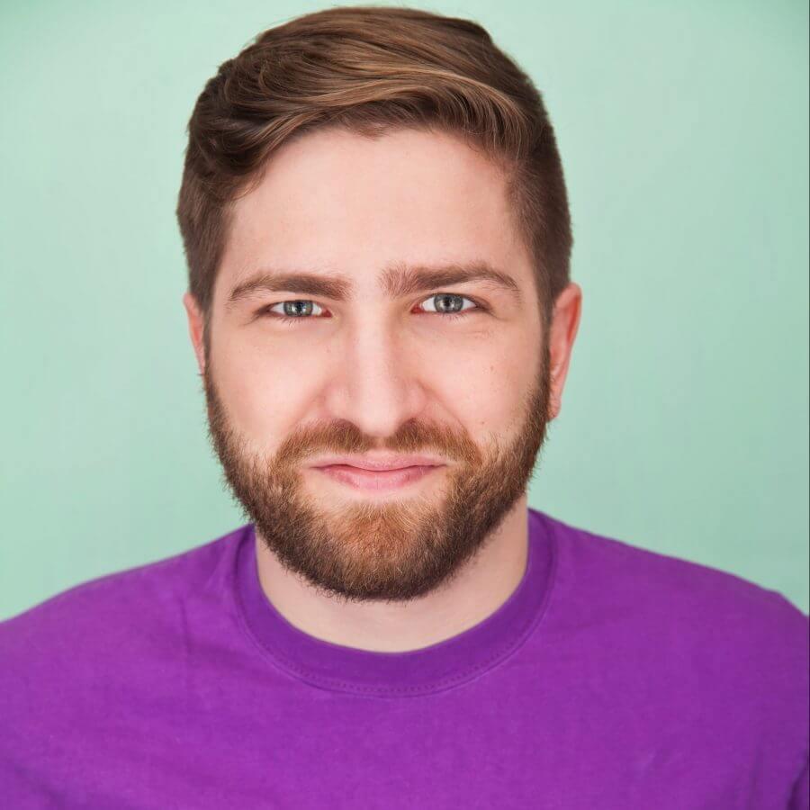 Brandon Zelman Headshot