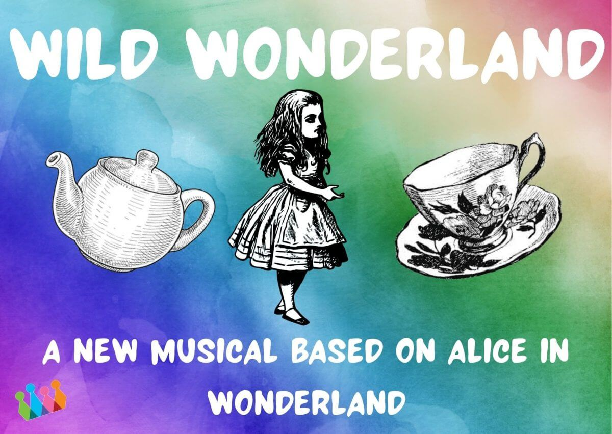 Wild Wonderland: A New Musical Logo
