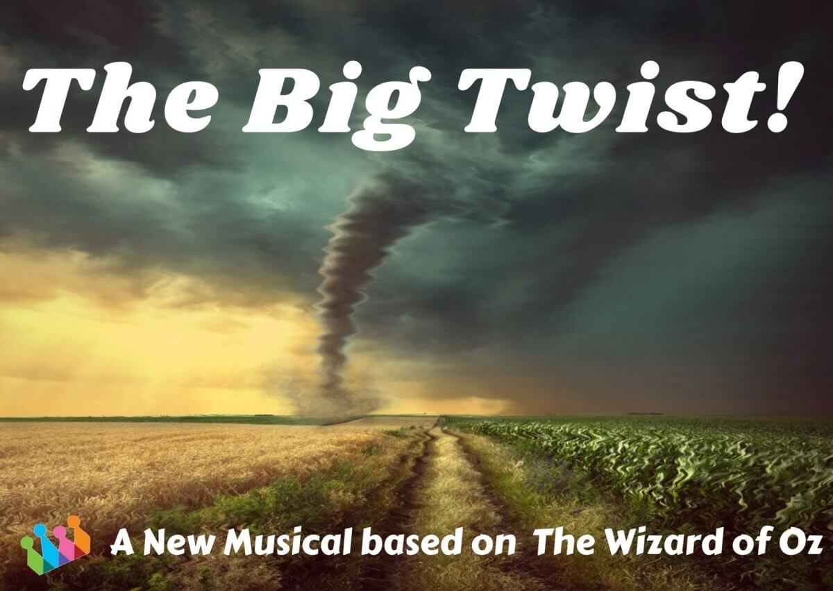 The Big Twist: A New Musical Logo for Middle School Acting Class