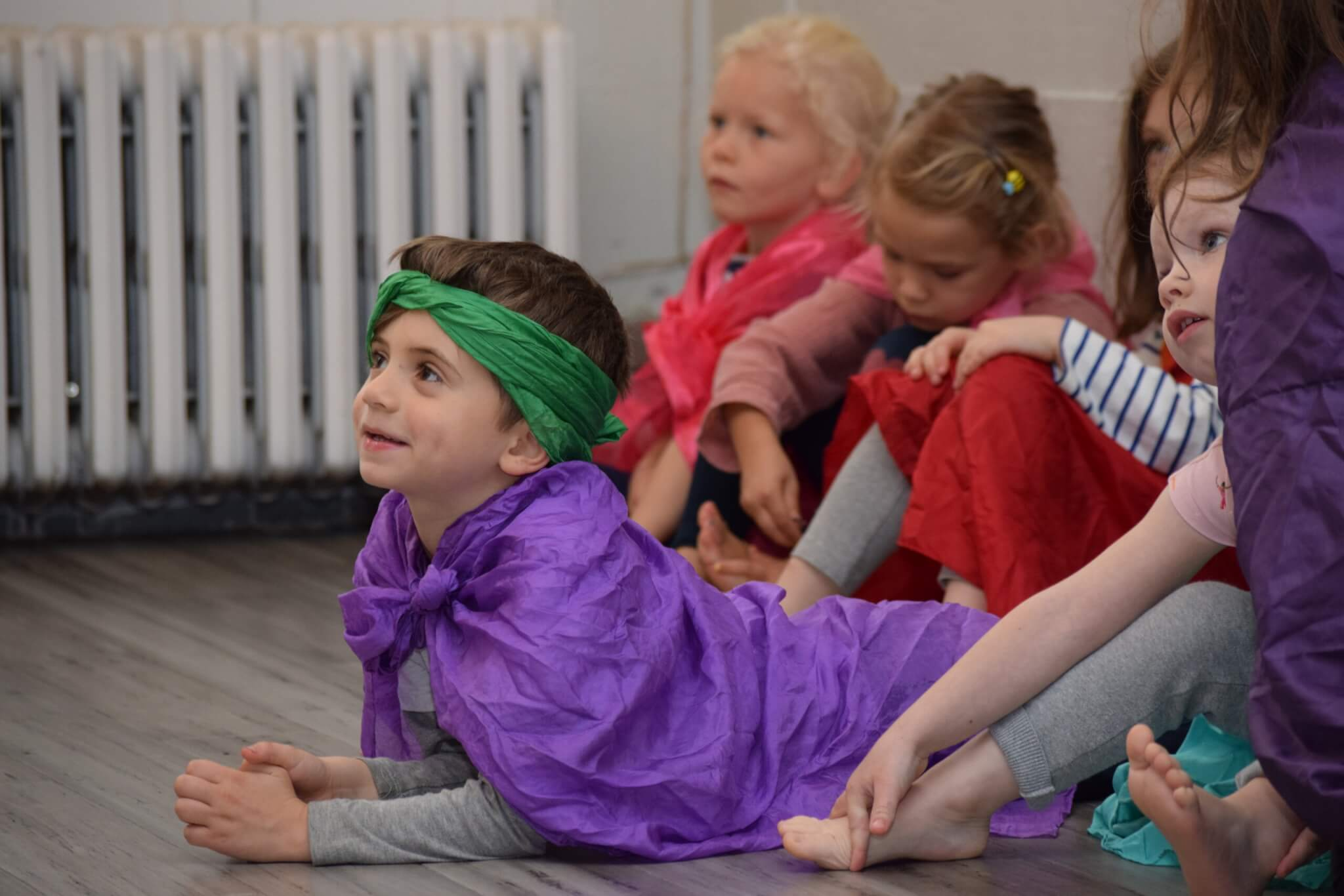 Theater Summer camp ages 4-6